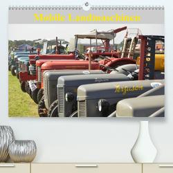 Mobile Landmaschinen (Premium, hochwertiger DIN A2 Wandkalender 2020, Kunstdruck in Hochglanz) von Jordan,  Diane