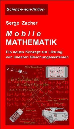 Mobile Mathematik von Zacher,  Serge