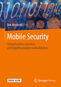 Mobile Security von Westhoff,  Dirk
