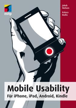 Mobile Usability von Budiu,  Raluca, Nielsen,  Jakob