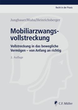 Mobiliarzwangsvollstreckung von Blaha,  Jeanette, Heinrichsberger,  Katharina, Jungbauer,  Sabine