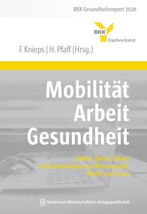 Mobilität – Arbeit – Gesundheit von Knieps,  Franz, Pfaff,  Holger