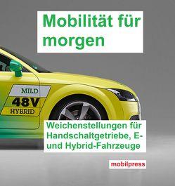 Mobilität für morgen von Zimmermann,  Gerd