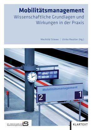Mobilitätsmanagement von Reutter,  Ulrike, Stiewe,  Mechtild