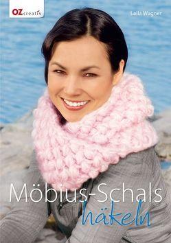 Möbius-Schals häkeln von Wagner,  Laila