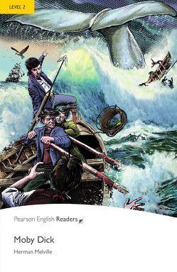 Moby Dick – Leichte Englisch-Lektüre (A2) von Melville,  Herman