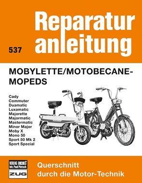 Mobylette / Motobecane – Mopeds