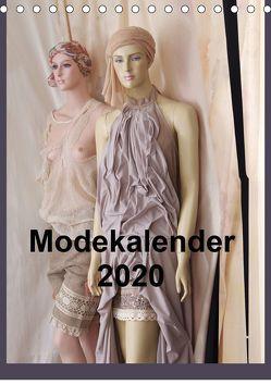 Modekalender 2020 (Tischkalender 2020 DIN A5 hoch) von Jurjewa,  Eugenia
