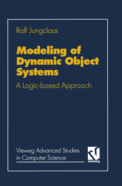 Modeling of Dynamic Object Systems von Jungclaus,  Ralf