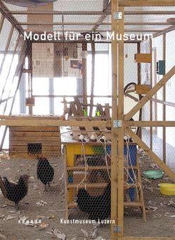 Modell für ein Museum von Fischer,  Peter, Lichtin,  Christoph, Munter,  Marc