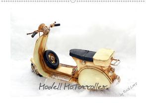 Modell Motorroller (Wandkalender 2020 DIN A2 quer) von LoRo-Artwork