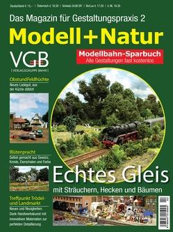 Modell + Natur – Das Magazin für Gestaltungspraxis 2