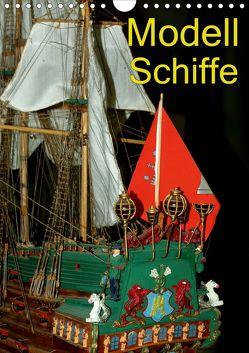 Modell Schiffe (Wandkalender 2020 DIN A4 hoch) von Burkhardt,  Bert