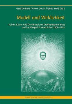 Modell und Wirklichkeit von Dethlefs,  Gerd, Owzar,  Armin, Weiss,  Gisela