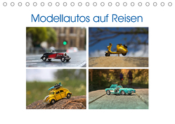 Modellautos auf Reisen (Tischkalender 2019 DIN A5 quer) von Michalzik,  Paul