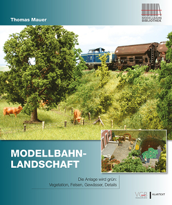 Modellbahn-Landschaft von Mauer,  Thomas
