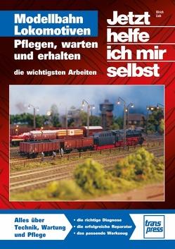 Modellbahn-Lokomotiven von Lieb,  Ulrich