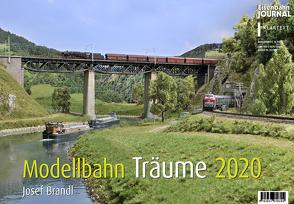 Modellbahn-Träume 2020 von Brandl,  Josef