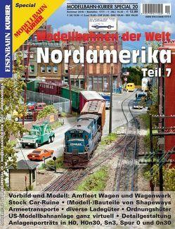 Modellbahnen der Welt- Nordamerika Teil 7
