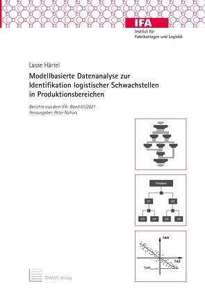 Modellbasierte Datenanalyse zur Identifikation logistischer Schwachstellen in Produktionsbereichen von Härtel,  Lasse, Nyhuis,  Peter