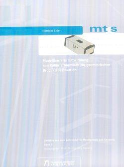 Modellbasierte Entwicklung von Kalibriernormalen zur geometrischen Produktspezifikation von Eifler,  Matthias