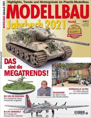 Modellbau Jahrbuch 2021 von Hopfensperger,  Thomas