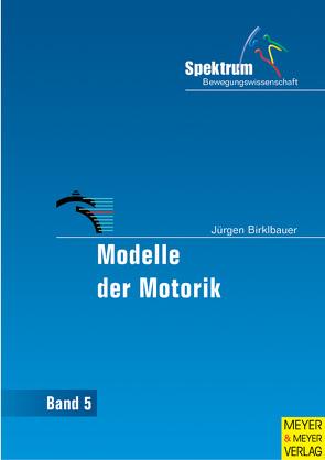 Modelle der Motorik von Birklbauer,  Jürgen