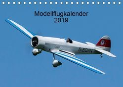 Modellflugkalender 2019 (Tischkalender 2019 DIN A5 quer) von Kislat,  Gabriele