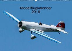Modellflugkalender 2019 (Wandkalender 2019 DIN A2 quer) von Kislat,  Gabriele