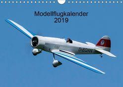 Modellflugkalender 2019 (Wandkalender 2019 DIN A4 quer) von Kislat,  Gabriele
