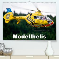 Modellhelis (Premium, hochwertiger DIN A2 Wandkalender 2021, Kunstdruck in Hochglanz) von Selig,  Bernd