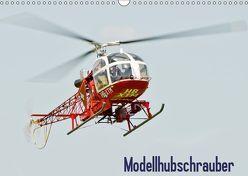 Modellhubschrauber (Wandkalender 2019 DIN A3 quer) von Selig,  Bernd