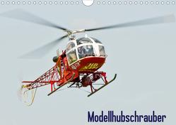 Modellhubschrauber (Wandkalender 2021 DIN A4 quer) von Selig,  Bernd
