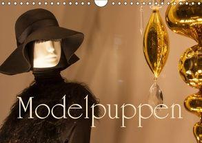 Modelpuppen – Trendsetter unsres Lifestyles (Wandkalender 2018 DIN A4 quer) von Eble,  Tobias
