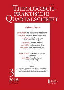 Moden und Trends von Die Professoren und Professorinnen der Fakultät für Theologie der Kath. Privat-Universität Linz