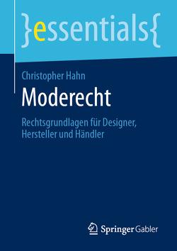 Moderecht von Hahn,  Christopher