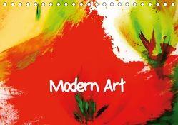 Modern Art (Tischkalender 2018 DIN A5 quer) von Ziehr,  Maria-Anna