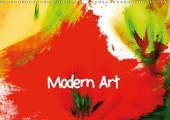 Modern Art (Wandkalender 2018 DIN A3 quer) von Ziehr,  Maria-Anna