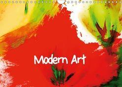 Modern Art (Wandkalender 2018 DIN A4 quer) von Ziehr,  Maria-Anna
