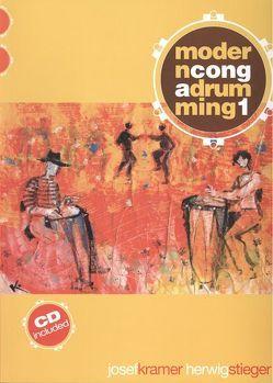 Modern Conga Druming von Kramer,  Josef, Stieger,  Herwig