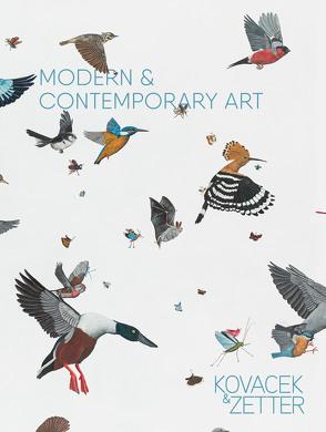 Modern & Contemporary Art von Cieslar,  Sophie, Kovacek-Longin,  Claudia, Reiter,  Jenny, Rodler,  Stefan, Zetter-Schwaiger,  Sophie