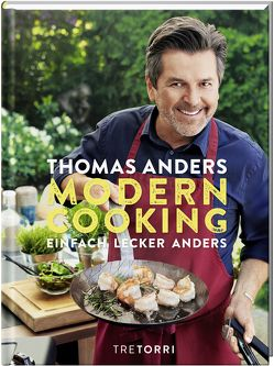MODERN COOKING von Anders,  Thomas, Frenzel,  Ralf