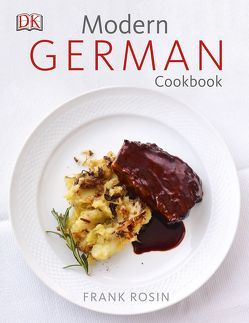 Modern German Cookbook von Rosin,  Frank
