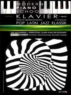 Modern Piano School III / Klavierschule von Kemper-Moll,  Axel