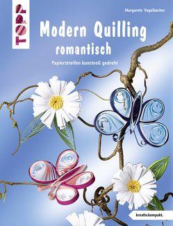 Modern Quilling romantisch von Vogelbacher,  Margarete
