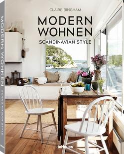 Modern Wohnen Scandinavian Style von Bingham,  Claire