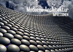 Moderne Architektur. Impressionen (Wandkalender 2018 DIN A2 quer) von Stanzer,  Elisabeth