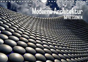 Moderne Architektur. Impressionen (Wandkalender 2019 DIN A4 quer) von Stanzer,  Elisabeth