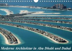 Moderne Architektur in Abu Dhabi und Dubai (Wandkalender 2020 DIN A4 quer) von Hawerkamp,  Hans-Wolfgang