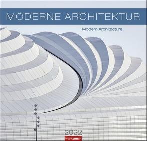 Moderne Architektur Kalender 2022 von Weingarten
